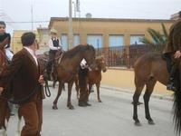 SPERONE - sfilata di cavalli - festa San Giuseppe Lavoratore - 29 aprile 2012  - Custonaci (533 clic)