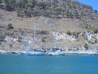 al porto - 27 agosto 2012  - Castellammare del golfo (287 clic)