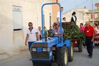 Contrada MATAROCCO - 5ª Rassegna del Folklore Siciliano - 5ª Sagra Saperi e Sapori di . . . Matarocco - 2° Festival Internazionale del Folklore - 5 agosto 2012 - Foto di NICOLO' PECORARO  - Marsala (350 clic)
