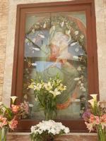 cappella di Maria SS. dei Miracoli nella Discesa al Santuario - 26 maggio 2012  - Alcamo (484 clic)