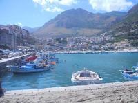 porto e città - 27 agosto 2012  - Castellammare del golfo (311 clic)