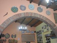 arco, ceramiche e cimeli - La Vecchia Conza - 6 settembre 2012  - Sciacca (1135 clic)