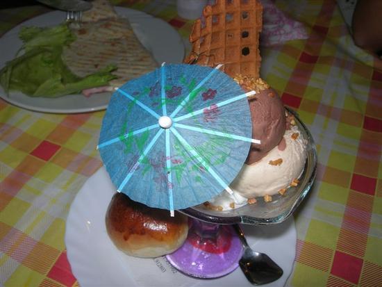 coppa gelato bacio, nocciola e fior di latte - BALESTRATE - inserita il 31-Mar-15