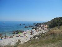 Cala Mazzo di Sciacca - 19 luglio 2012  - Castellammare del golfo (561 clic)