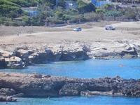 Golfo del Cofano - caletta - 30 agosto 2012  - Macari (353 clic)
