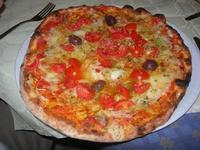 Pizza Origanata - La Lanterna - 7 giugno 2012  - Alcamo marina (520 clic)