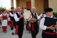 Contrada MATAROCCO - 5ª Rassegna del Folklore Siciliano - 5ª Sagra Saperi e Sapori di . . . Matarocco - 2° Festival Internazionale del Folklore - 5 agosto 2012 - Foto di NICOLO' PECORARO  - Marsala (338 clic)