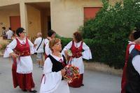 Contrada MATAROCCO - 5ª Rassegna del Folklore Siciliano - 5ª Sagra Saperi e Sapori di . . . Matarocco - 2° Festival Internazionale del Folklore - 5 agosto 2012 - Foto di NICOLO' PECORARO  - Marsala (281 clic)
