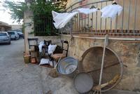 Contrada MATAROCCO - 5ª Rassegna del Folklore Siciliano - 5ª Sagra Saperi e Sapori di . . . Matarocco - 2° Festival Internazionale del Folklore - 5 agosto 2012 - Foto di NICOLO' PECORARO  - Marsala (315 clic)