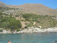 Cala Mazzo di Sciacca - 19 luglio 2012  - Castellammare del golfo (219 clic)
