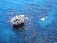 mare e scoglio - 6 settembre 2012  - Sciacca (682 clic)