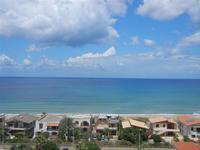 Zona Plaja - vista sul mare - 24 luglio 2012  - Alcamo marina (364 clic)