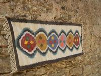 tappeto dell'artigianato locale - 5 agosto 2012  - Erice (258 clic)