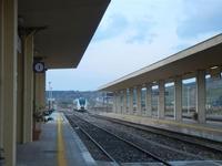 stazione ferroviaria Alcamo Diramazione - 4 marzo 2012  - Calatafimi segesta (675 clic)