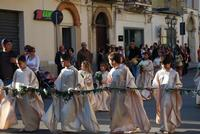 Corteo Storico di Santa Rita - 10ª Edizione - 27 maggio 2012 - Foto di Nicolò Pecoraro  - Castelvetrano (291 clic)