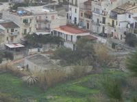 panorama dal Belvedere - scorcio della città - 22 gennaio 2012  - Castellammare del golfo (424 clic)