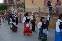 Contrada MATAROCCO - 5ª Rassegna del Folklore Siciliano - 5ª Sagra Saperi e Sapori di . . . Matarocco - 2° Festival Internazionale del Folklore - 5 agosto 2012 - Foto di NICOLO' PECORARO  - Marsala (299 clic)