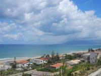 Zona Plaja - panorama est del Golfo di Castellammare - 24 luglio 2012  - Alcamo marina (333 clic)