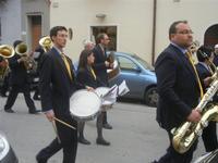 Settimana della Musica - sfilata delle bande musicali - 29 aprile 2012  - San vito lo capo (304 clic)