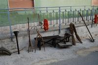 Contrada MATAROCCO - 5ª Rassegna del Folklore Siciliano - 5ª Sagra Saperi e Sapori di . . . Matarocco - 2° Festival Internazionale del Folklore - 5 agosto 2012 - Foto di NICOLO' PECORARO  - Marsala (288 clic)