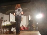 Teatro in Piazza - Spettacolo teatrale dialettale in Piazza Ciullo - Ogni mali un veni pi nociri, a cura dell'Associazione Teatrale Elimi - 14 agosto 2012  - Alcamo (349 clic)
