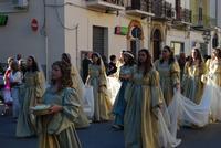 Corteo Storico di Santa Rita - 10ª Edizione - 27 maggio 2012 - Foto di Nicolò Pecoraro  - Castelvetrano (362 clic)