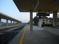 stazione ferroviaria Alcamo Diramazione - 4 marzo 2012  - Calatafimi segesta (830 clic)
