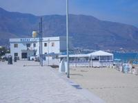 lungomare ed hotel - Zona Battigia - 11 settembre 2012  - Alcamo marina (543 clic)
