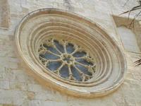 rosone - Chiesa del Carmine - 6 settembre 2012  - Sciacca (359 clic)