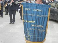 Settimana della Musica - sfilata delle bande musicali - 29 aprile 2012  - San vito lo capo (317 clic)