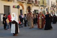 Corteo Storico di Santa Rita - 10ª Edizione - 27 maggio 2012 - Foto di Nicolò Pecoraro  - Castelvetrano (310 clic)