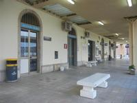 stazione ferroviaria Alcamo Diramazione - 4 marzo 2012  - Calatafimi segesta (524 clic)