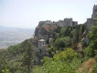 Castello di Venere e Torretta Pepoli - 5 agosto 2012  - Erice (365 clic)
