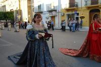 Corteo Storico di Santa Rita - 10ª Edizione - 27 maggio 2012 - Foto di Nicolò Pecoraro  - Castelvetrano (321 clic)