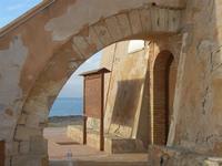Torre di Nubia - particolare (2214 clic)