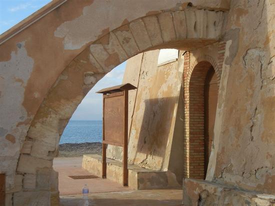 Torre di Nubia - particolare - NUBIA - inserita il 14-Mar-14
