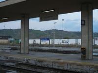 stazione ferroviaria Alcamo Diramazione - 4 marzo 2012  - Calatafimi segesta (614 clic)