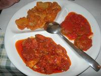 antipasto - Bosco di Scorace - Il Contadino - 13 maggio 2012  - Buseto palizzolo (550 clic)