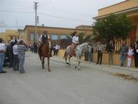 SPERONE - sfilata di cavalli - festa San Giuseppe Lavoratore - 29 aprile 2012  - Custonaci (442 clic)
