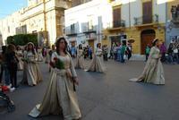 Corteo Storico di Santa Rita - 10ª Edizione - 27 maggio 2012 - Foto di Nicolò Pecoraro  - Castelvetrano (322 clic)
