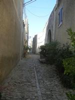 strada acciottolata - 12 agosto 2012  - Erice (375 clic)