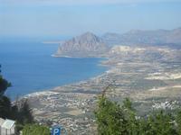 Golfo di Bonagia, Monte Cofano e Capo San Vito - 3 giugno 2012  - Erice (347 clic)