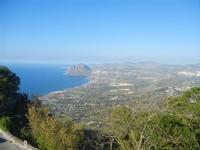 Golfo di Bonagia, Monte Cofano, Capo San Vito ed entroterra - 25 aprile 2012  - Erice (462 clic)
