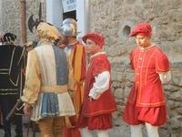 Corteo Rievocazione Storica dell'investitura a 1° Principe della Città di Carlo d'Aragona e Tagliavia - 26 maggio 2012  - Castelvetrano (267 clic)