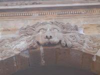 particolare architettonico - Porta Garibaldi - 9 settembre 2012  - Marsala (425 clic)