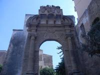 Porta S. Salvatore  - 6 settembre 2012  - Sciacca (641 clic)