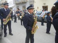 Settimana della Musica - sfilata delle bande musicali - 29 aprile 2012  - San vito lo capo (305 clic)