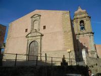 Chiesa Parrocchiale di San Giuliano e campanile - 1 aprile 2012  - Erice (615 clic)