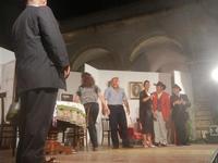 Teatro in Piazza - Spettacolo teatrale dialettale in Piazza Ciullo - Ogni mali un veni pi nociri, a cura dell'Associazione Teatrale Elimi - 14 agosto 2012  - Alcamo (395 clic)