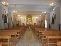 Santuario Madonna del Romitello - interno - 9 maggio 2012  - Borgetto (2589 clic)